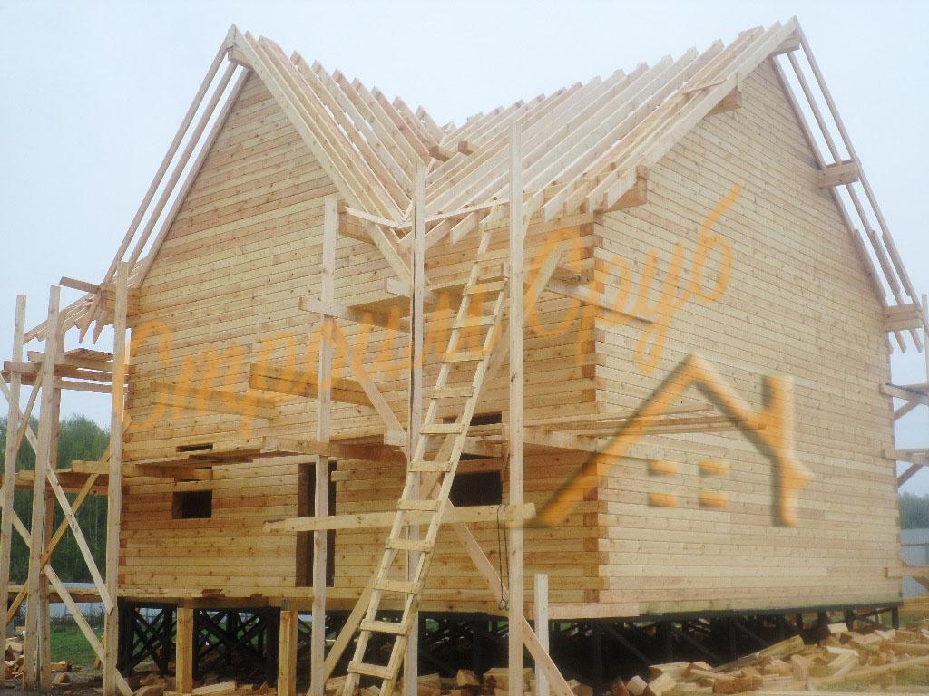 Строительство дома в 2017 году